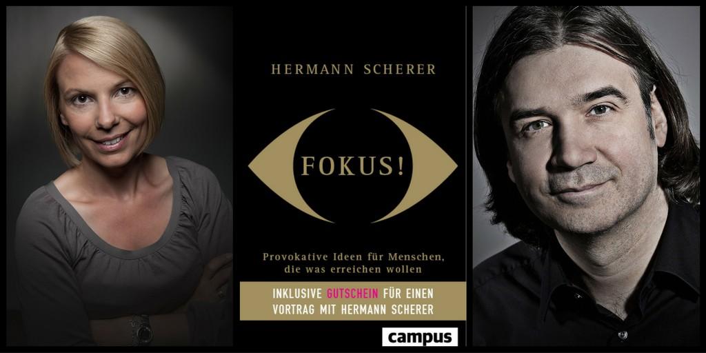 Hermann Scherer und Sonja Kreye über Fokus